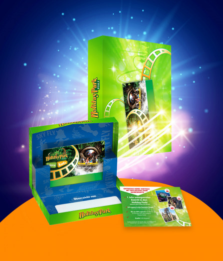Holiday Park YearCard Gift Box