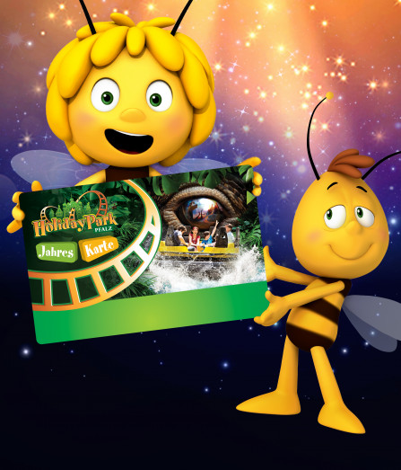 NEW: Holiday Park YearCard voucher