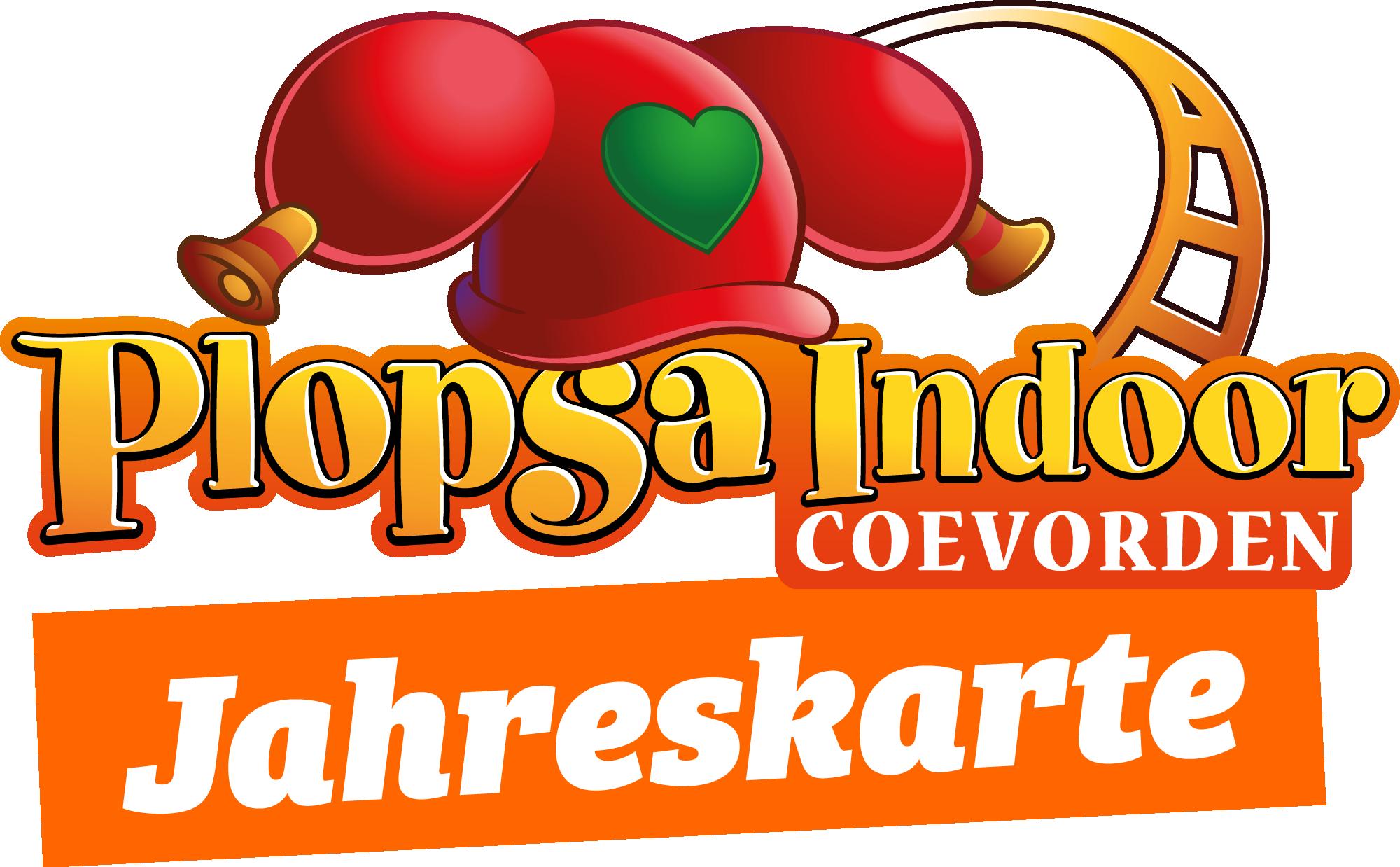 Plopsa Indoor Coevorden-Jahreskarte
