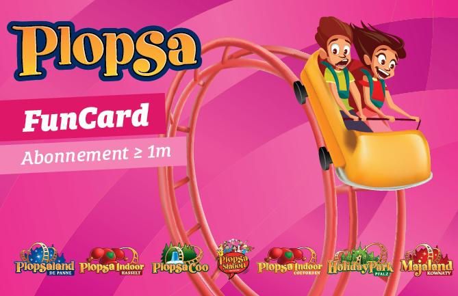 Plopsa-FunCard