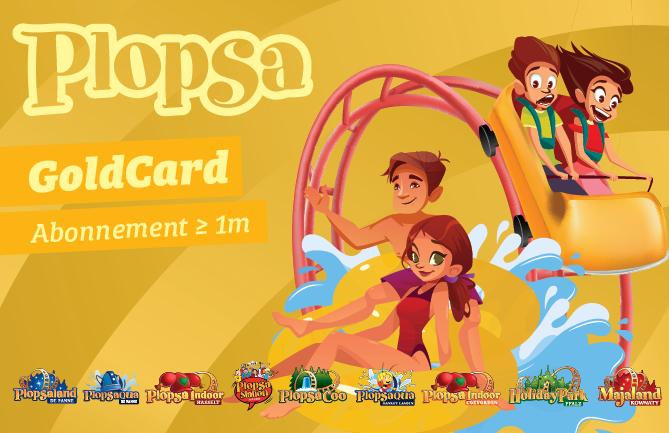 Plopsa-GoldCard