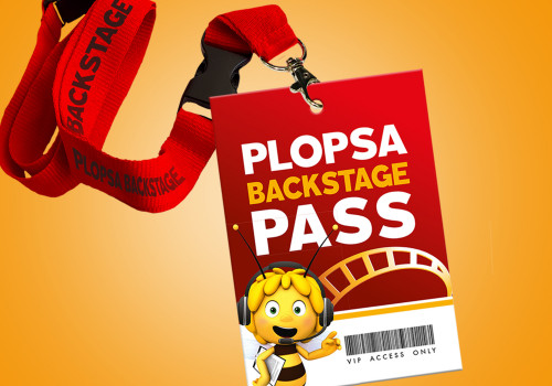 Plopsa Backstage Pass